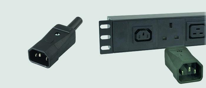 C14 plug options