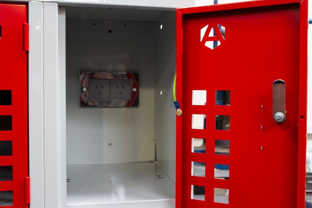 Socket outlets PDU Lockers