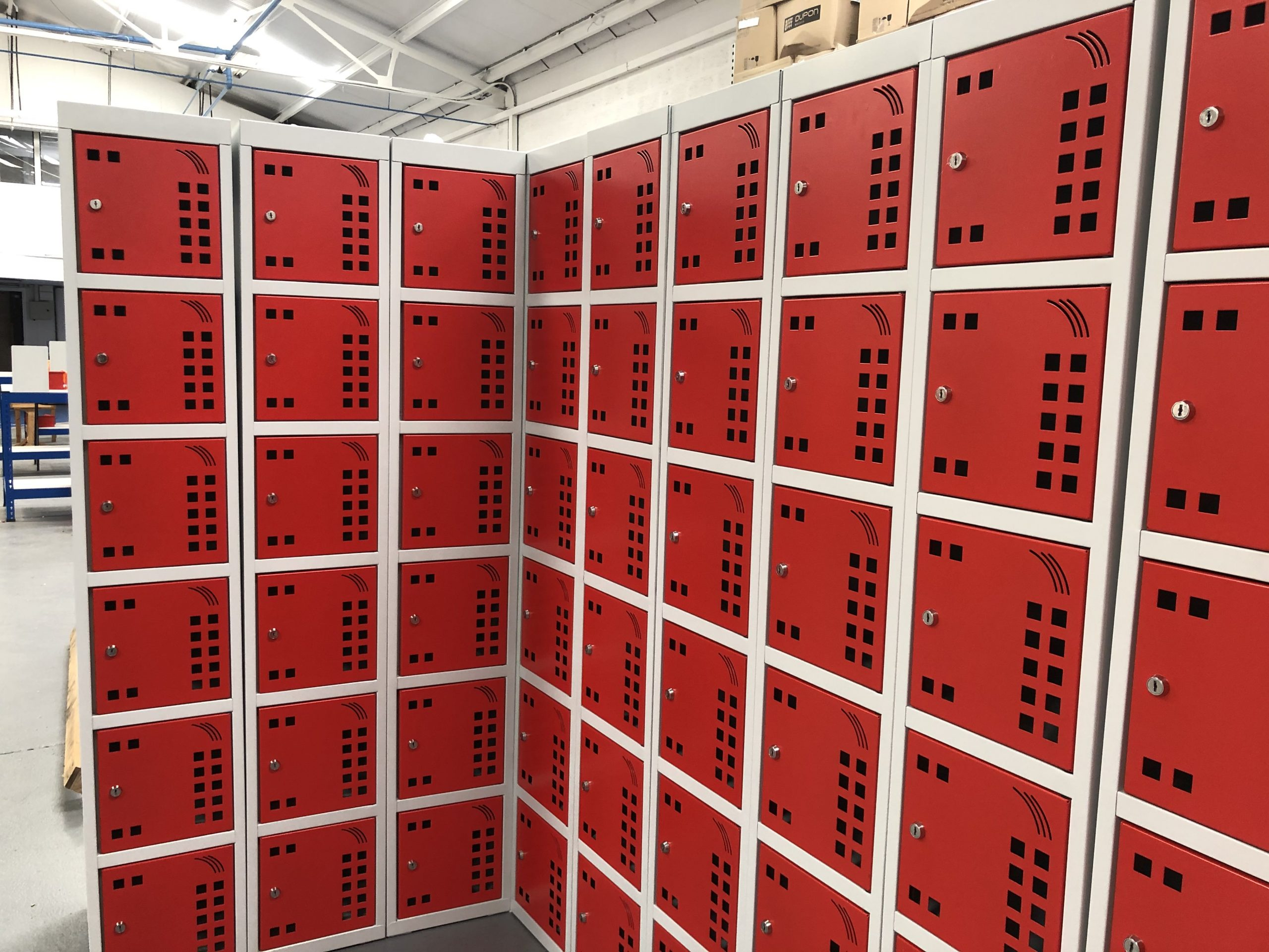 Locker Power Bar image