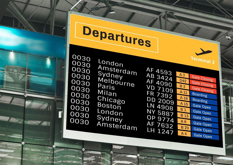 Digital signage PDUs