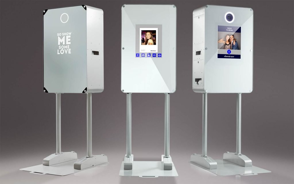 Compact Photo Booths