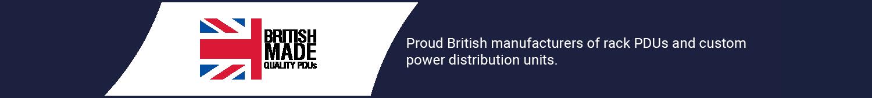 UK Manufacturer banner