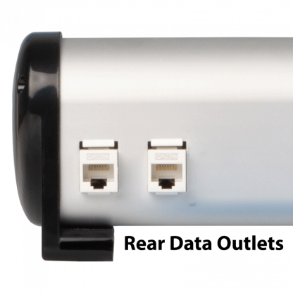 Rear Data Outlets