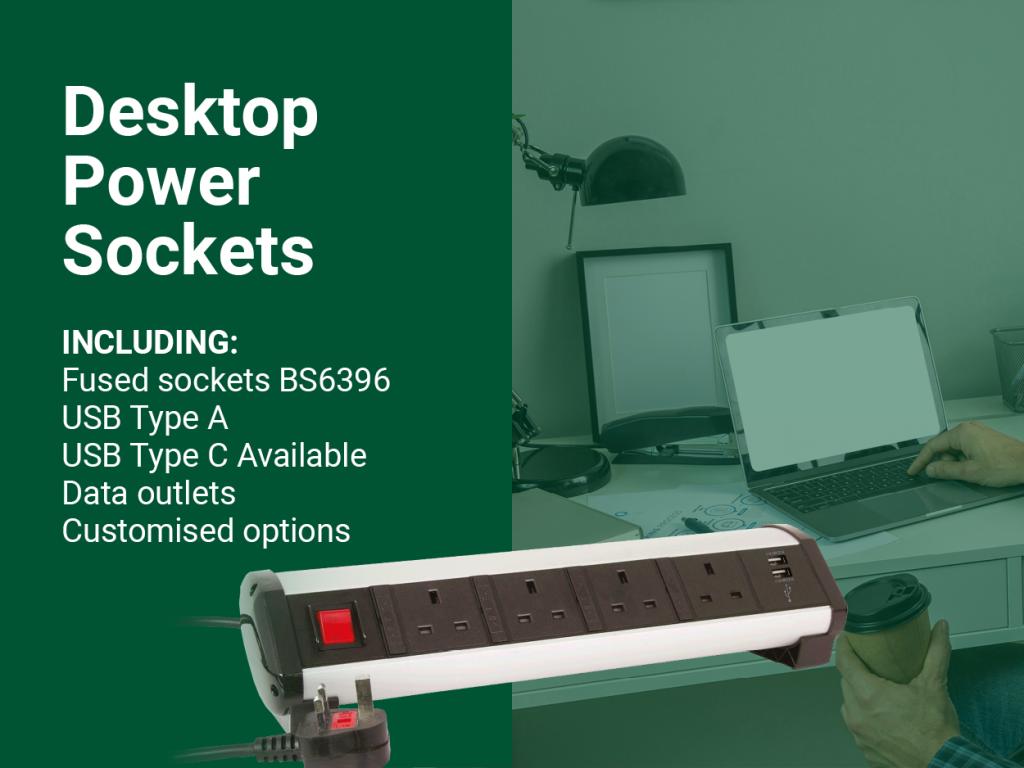 Desktop Power Sockets