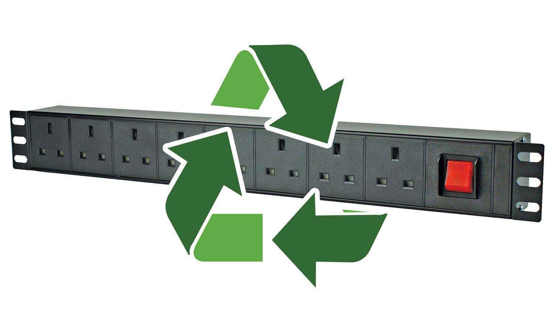 Recycling PDU header